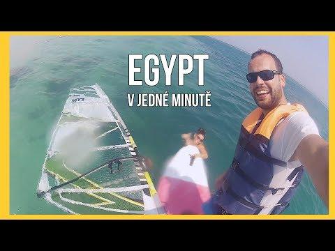 EGYPT v jedné minutě