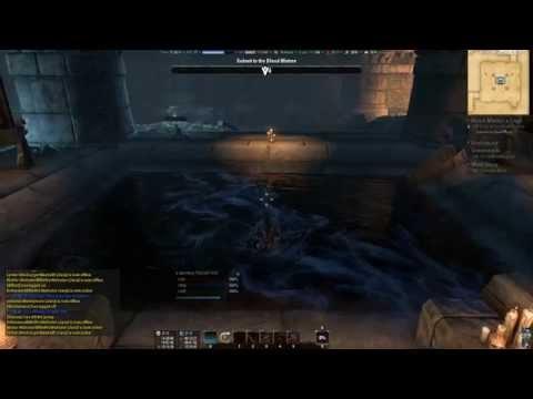 Screen Capture — Elder Scrolls Online