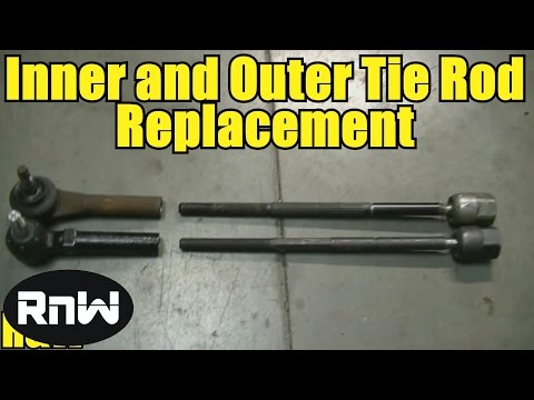 How To Remove And Replace Inner And Outer Tie Rod Ends Mp3