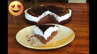 შოკოლადის ფაფუკი ნამცხვარი