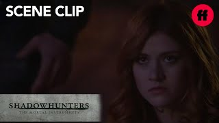 Shadowhunters | Season 2, Episode 9: Valentine Takes Simon Hostage | Freeform