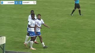Coupe Régionale U15 Crédit Agricole : AJ AUXERRE - ASPTT DIJON (2-0)