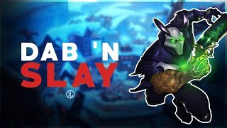 Androxus Dab n Slay | Onslaught Gameplay | theSklHit