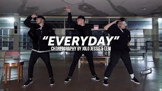"A$AP Rocky ""Everyday"" | Choreography by Jolo, Jessie, & Lem"
