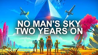 Returning to No Man's Sky... Again (NEXT Update)