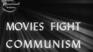 Cold War - Anticommunism in Holywood