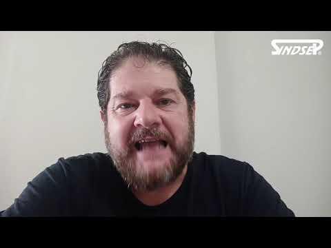 Sérgio Antiqueira manda mensagem de apoio