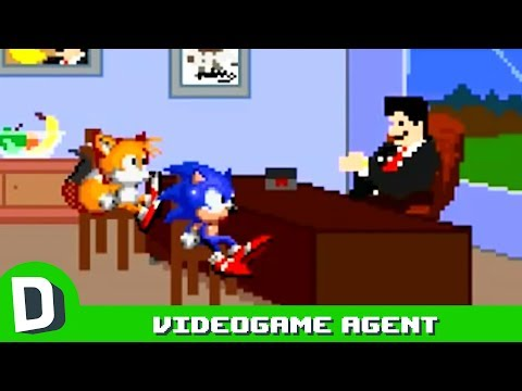 The Complete Adventures of the Videogame Agent (Compilation)