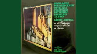 Négy korál előjáték - Herr Christ, der ein'ge Gottes-Sohn BWV. 698