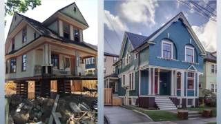 How Historic Districts Allow Density Without Demolition: Two Videos.