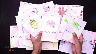 Make Flash Card For Kids