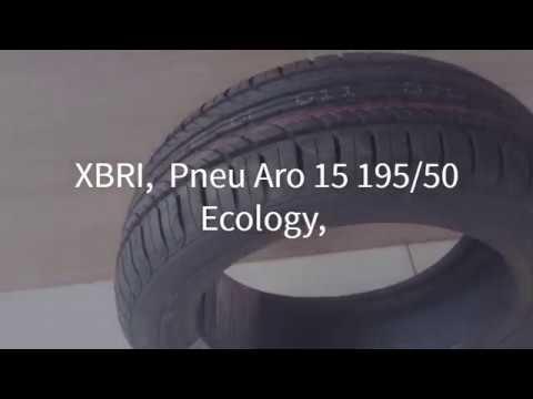 Pneu xbri, Aro 15, 195/50 ecology