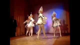 """Шоу-балет """"ТРИУМФ"""". СПб. Русские красавицы)"""