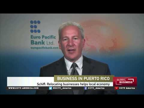 Video Peter Schiff on relocating to Puerto Rico