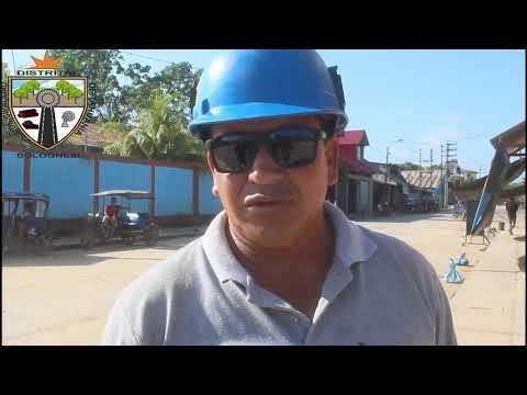 Realizan Mantenimiento del Sistema Electrico del Distrito de Tahuania.