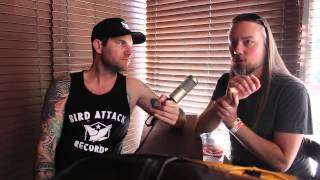 Bird Attack Interviews Dan Wleklinski (Mr. Precision) - 88 Fingers Louie