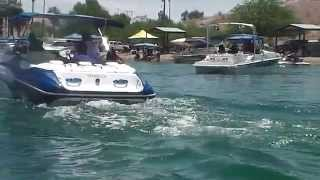 preview picture of video 'Colorado River Parker Arizona Memorial Day 2013'