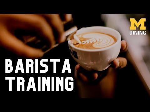 Barista Training Video - YouTube