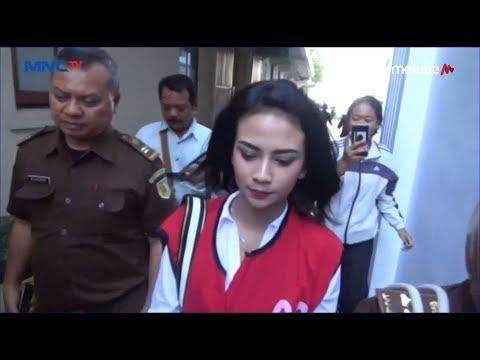 Dituntut 6 Bulan Penjara, Vanessa Angel Bungkam - LIM 17/06