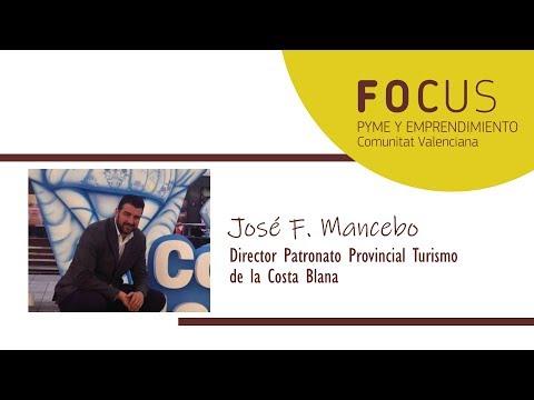 Vídeo Entrevista Jose Franscisco Mancebo Focus Pyme Vega Baja 2019[;;;][;;;]
