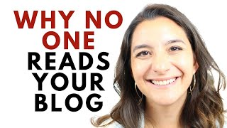 12 Reasons Why No One Follows Your Blog: Blogging Mistakes to Avoid in 2020