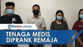 Prank Petugas Medis dengan Pura-Pura Terpapar Virus Corona, 4 Remaja di Bone Sulsel Ditangkap Polisi