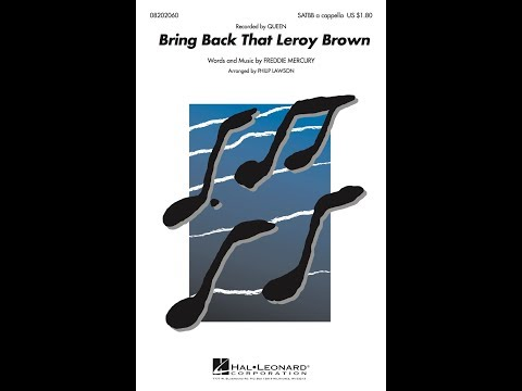 Bring Back That Leroy Brown