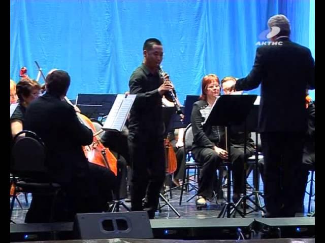 В Ангарске выступил губернаторский симфонический оркестр