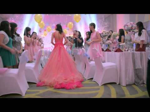 Video Cecilia Tandyo Sweet17 Highlight