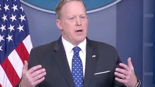 Spicer Quizzed On Manafort