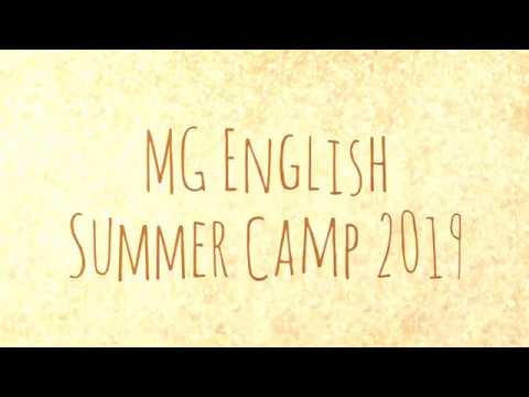 MG English Summer Camp