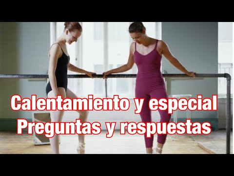 ▶︎ CALENTAMIENTO de DANZA y Sesión especial de preguntas y respuestas 🙂 // Tips y Hacks de Ballet
