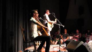 Upside Down / A New Shore (live) - Steven Page & Kevin Fox