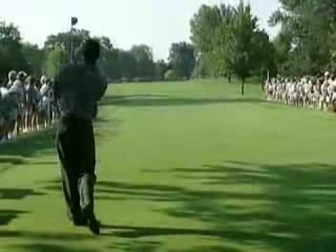 Tiger Woods Best Shots