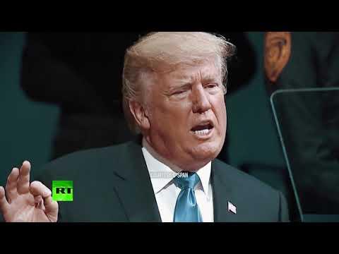 UN beats: Trump's United Nations rap track