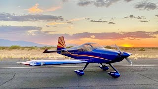 RV Aircraft Video - My 5 Year Project is Finally Finished (Van's RV-14A)