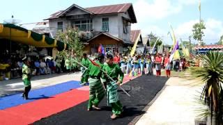 preview picture of video 'Tari Kolosal Paraje' - Segentar Alam (Part 1)'