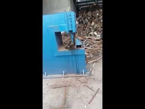 Scrap Cutting Shearing Machine