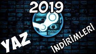 STEAM YAZ İNDİRİMLERİ 2019 - OYUN ÖNERİLERİ!