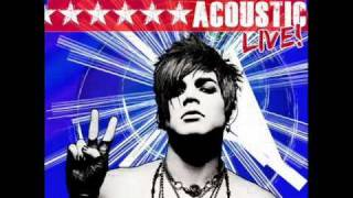 Adam Lambert - Aftermath (Acoustic)