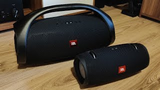 JBL Xtreme 2 Review (with Boombox)