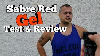 Sabre Red Gel Test And Review