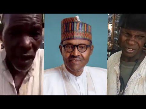 Baba Buhari Ikon Allah: Kalli Abinda Wasu Tsofaffi Suka Aikata Saboda Soyayyar Sa