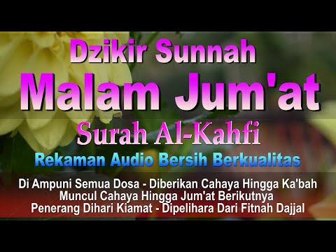 Simak dan Resapi Bacaannya.. Selamat dari Fitnah Dajjal, Obat Sedih dan Galau, Surat Al-Kahfi