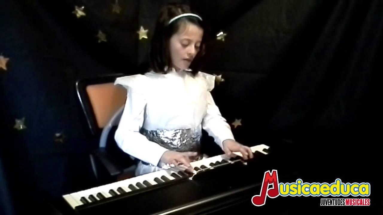 Vuela mi nave - Mi Teclado 3 - Musicaeduca Juventudes Musicales de Alcalá