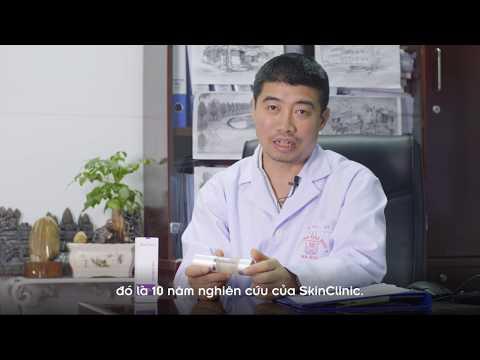 [Review - SkinClinic] TS.BS VŨ THÁI HÀ CHIA SẺ VỀ SERUM P.R.P
