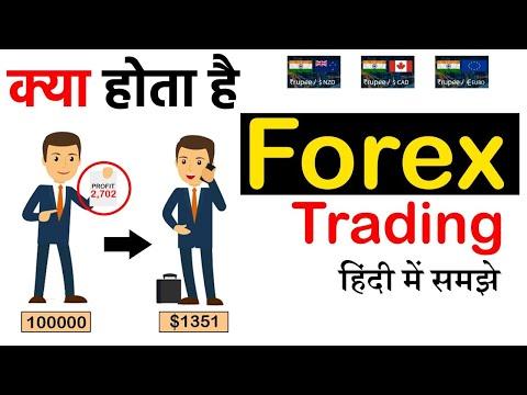 Forex Trading क्या है, Forex Trading से कैसे आप Earning कर सकते है | What is Forex Trading In Hindi