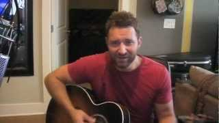 True Believers - Darius Rucker - cover by Ricky Young