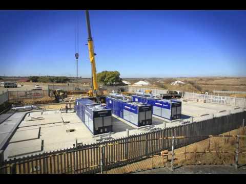 Biogas Plant Installation Timelapse