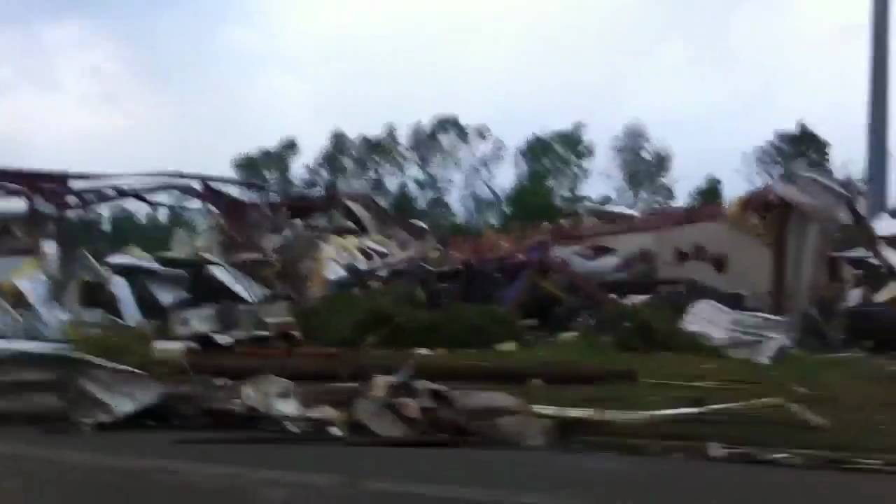 Colleague Shares The Trauma Of The Southern Tornadoes